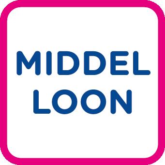 middelloon